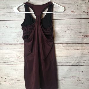 Lucy Workout Tank and Bra Combo XS